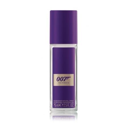 James Bond 007 for Women III purškiamas dezodorantas moterims 75 ml.