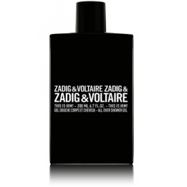 ZADIG & VOLTAIRE This is Him! dušo gelis vyrams 200 ml.