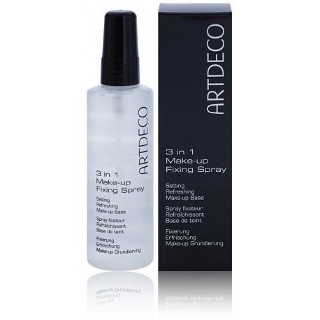 Artdeco 3 In 1 Make-Up Fixing Spray makiažo fiksavimo priemonė 100 ml.
