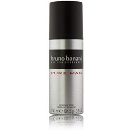 Bruno Banani Pure Man purškiamas dezodorantas 150 ml.