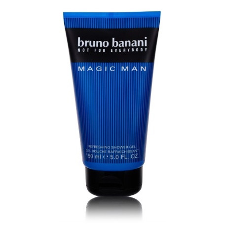 Bruno Banani Magic Man dušo gelis vyrams 150 ml.