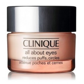 Clinique All About Eyes paakių gelis-kremas 15 ml.