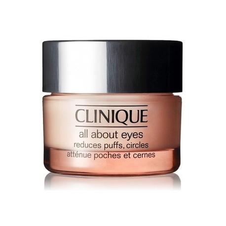 Clinique All About Eyes paakių gelis-kremas 15 ml.