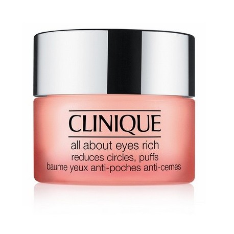 Clinique All About Eyes Rich paakių kremas 15 ml.