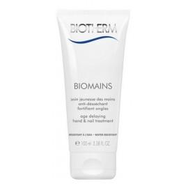 Biotherm Biomains Hand & Nail Cream rankų ir nagų kremas 100 ml.