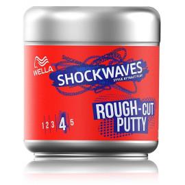 Wella Shockwaves Rough-Cut Putty formavimo pasta 150 ml.