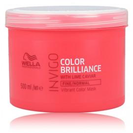 Wella Professional Invigo Brilliance kaukė ploniems dažytiems plaukams
