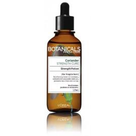 Loreal Botanicals Coriander Strength Potion stiprinamoji priemonė trapiems plaukams