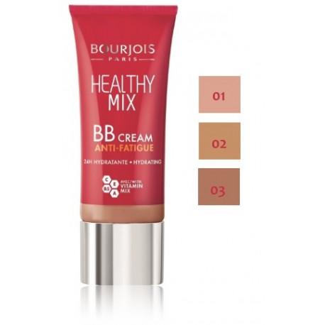 Bourjois Healthy Mix BB Cream kremas su atspalviu
