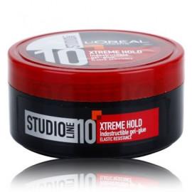 Loreal Studio Line Indestructible Extreme Glue plaukų modeliavimo klijai 150 ml.