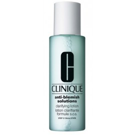 Clinique Anti-Blemish Solutions Clarifying Lotion losjonas probleminei odai 200 ml.