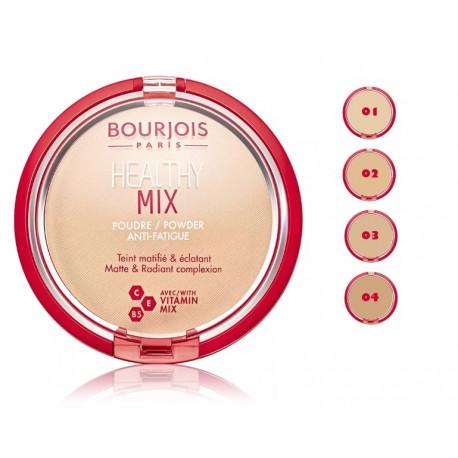 Bourjois Healthy Mix kompaktinė pudra