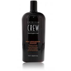 American Crew Daily Moisturizing kasdienis drėkinamasis šampūnas 1000 ml.