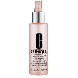 Clinique Moisture Surge Face Spray Thirsty Skin Relief purškiklis veidui 125 ml.