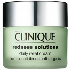 Clinique Redness Solutions Daily Relief Cream kremas raustančiai odai 50 ml.