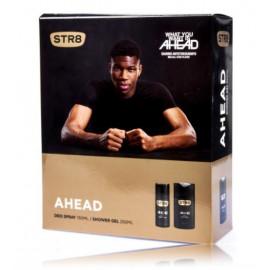 STR8 Ahead rinkinys vyrams (dezodorantas + gelis)
