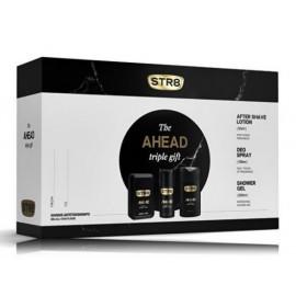 STR8 Ahead rinkinys vyrams (losjonas + dezodorantas + gelis)