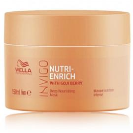Wella Professional Invigo Nutri-Enrich drėkinanti kaukė 150 ml.