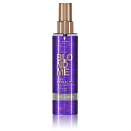 Schwarzkopf Professional BlondMe Tone Echanging Spray Conditionier Cool Blondes pukškiklis 150 ml.