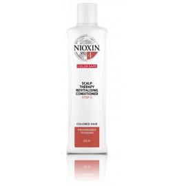 Nioxin System 4 Scalp Revitaliser kondicionierius dažytiems plaukams 300 ml.