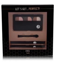 2K Let´s Get Perfect! akių šešėlių rinkinys 7 g.