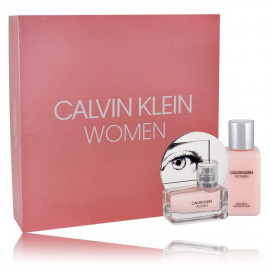 Calvin Klein Calvin Klein Women rinkinys moterims (30 ml. EDP + losjonas)