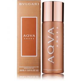 Bvlgari Aqva Amara purškiamas dezodorantas vyrams 150 ml.
