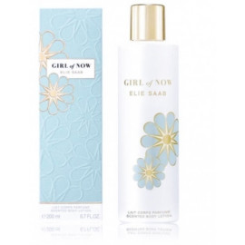 ELIE SAAB Girl of Now kūno losjonas moterims 200 ml.
