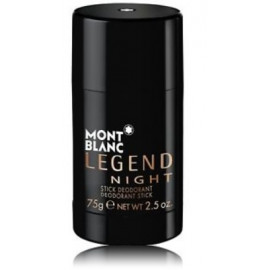 Mont Blanc Legend Night dezodorantas vyrams 75 ml.
