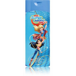 DC Comics Super Hero Girls vonios putos vaikams 350 ml.