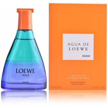 Loewe Agua de Loewe Miami 100 ml. EDT kvepalai moterims