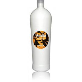 Kallos Vanilla Shine šampūnas 1000 ml.