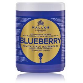 Kallos Blueberry kaukė 1000 ml.