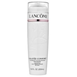 Lancome Galatee Confort Cleansing Milk pienelis makiažui valyti sausai odai 200 ml.