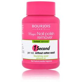 Bourjois 1 Second Magic nagų lako valiklis 35 ml.