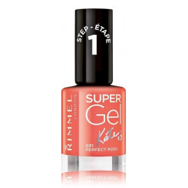 Rimmel Super Gel Nail Polish by Kate nagų lakas 12 ml. 031 Perfect Posy