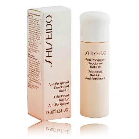 Shiseido Anti Perspirant Deodorant rutulinis dezodorantas 50 ml.