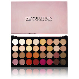 Makeup Revolution Flawless 3 Resurrection šešėlių paletė 16 g.