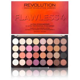 Makeup Revolution Flawless 4 akių šešėlių paletė 20 g.
