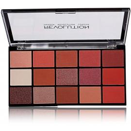 Makeup Revolution Re-Loaded Palette Newtrals akių šešėlių paletė 16,5 g.