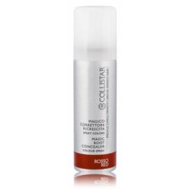 Collistar Perfect Hair Magic Root Concealer plaukų šaknis maskuojantis purškiklis Rosso Red 75 ml.