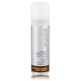 Collistar Perfect Hair Magic Root Concealer plaukų šaknis maskuojantis purškiklis Light Brown 75 ml.