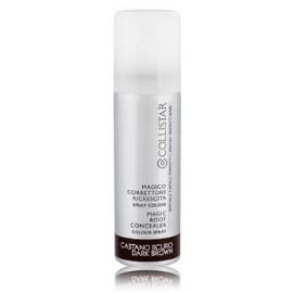 Collistar Perfect Hair Magic Root Concealer plaukų šaknis maskuojantis purškiklis Dark Brown 75 ml.