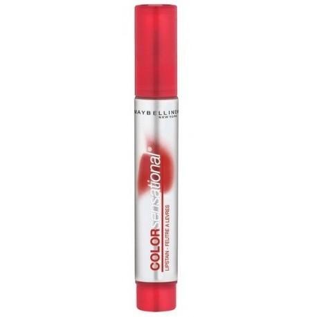 Maybelline Color Sensational LipStain lūpų dažai 75 Cherry Pop