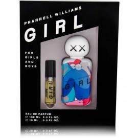 Pharrell Williams Girl rinkinys vyrams ir moterims (100 ml. EDP + 10 ml. EDP)
