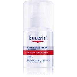 Eucerin Anti-Transpirant Intensive purškiamas dezodorantas jautriai odai 30 ml.