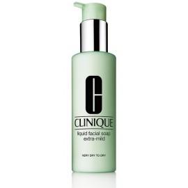 Clinique Liquid Facial Soap Extra Mild skystas muilas veidui (sausai odai) 200 ml.