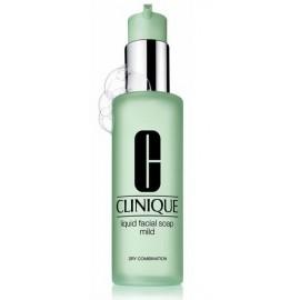 Clinique Liquid Facial Soap skystas muilas veidui (sausai/mišriai odai) 200 ml.