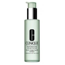 Clinique Liquid Facial Soap skystas muilas veidui (mišriai/riebiai odai) 200 ml.