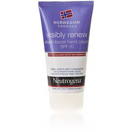 Neutrogena Visibly Renew Elasti-Boost rankų kremas 75 ml.
